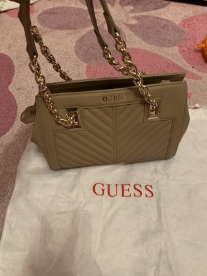 Guess Mobile Phone Case beige-gold-colored