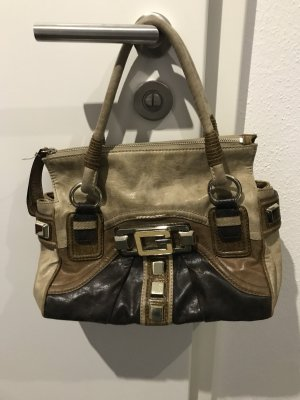 Guess Carry Bag brown-cream