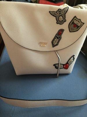 Guess Crossbody bag white