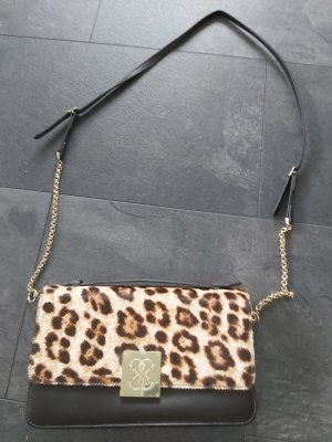 Guess Handbag black-brown