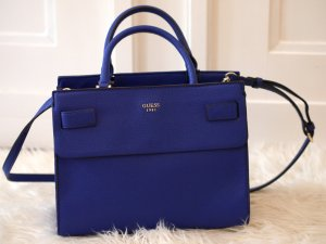 GUESS Tasche Cate Cobalt