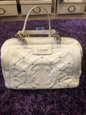 Guess Carry Bag white-gold-colored