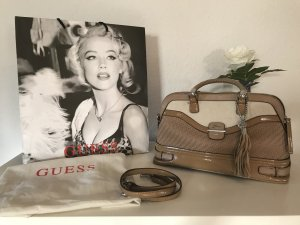 Guess Carry Bag beige-oatmeal