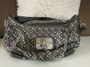 Guess Bolso color plata-gris oscuro