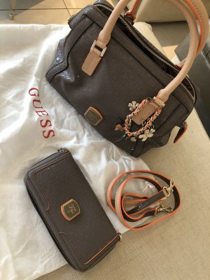 Guess Carry Bag grey-beige