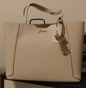 Guess Tasche Handtasche Shopper beige/sand neu