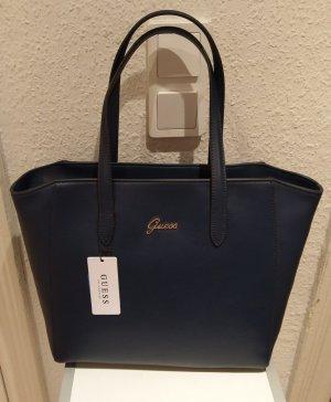 Guess tasche handtascheneu blau/navy