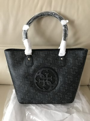 Guess Carry Bag anthracite-black imitation leather