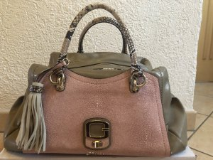 Guess Tasche in rosa/taupe