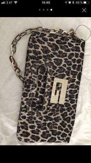 Guess Tasche mit Leopard Muster