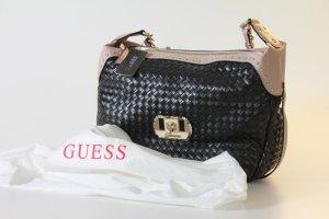 Guess Pouch Bag black-beige