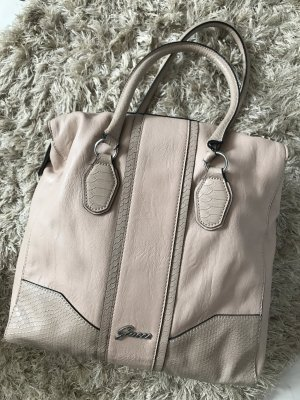 Guess Carry Bag multicolored leather