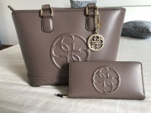 Guess Shopper taupe-grey brown