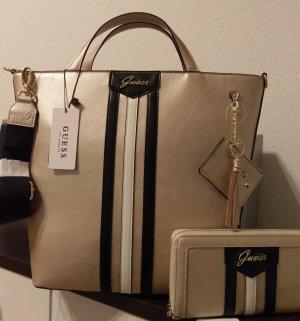 Guess tasche + Portemonnaie handtasche neu crossbody shopper