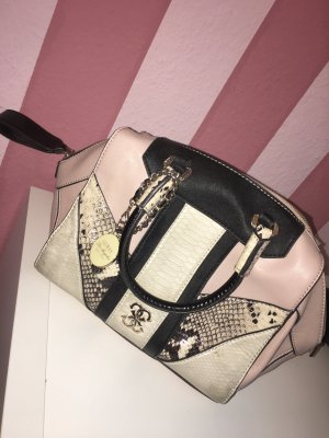 Guess Tasche rosa Muster