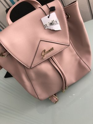 Guess Backpack rose-gold-coloured