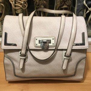 GUESS Tasche Tote Bag henkeltasche Creme