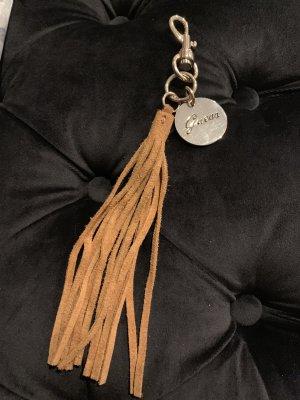 Guess Porte-clés brun-doré