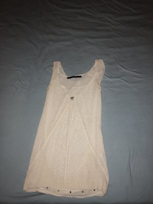 Guess Knitted Top white-natural white