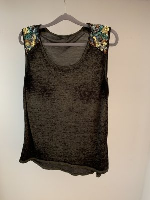 Guess Lace Top multicolored