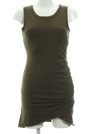 Guess Trägerkleid olivgrün schlichter Stil
