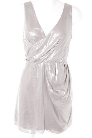 Guess Trägerkleid silberfarben-hellgrau Elegant