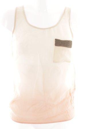 Guess Trägertop apricot-rosa Farbverlauf Casual-Look