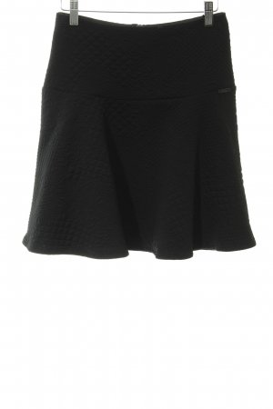 Guess Tulip Skirt black embellished pattern elegant