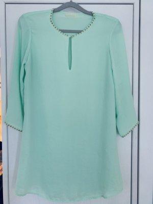 Guess Blusa de túnica multicolor