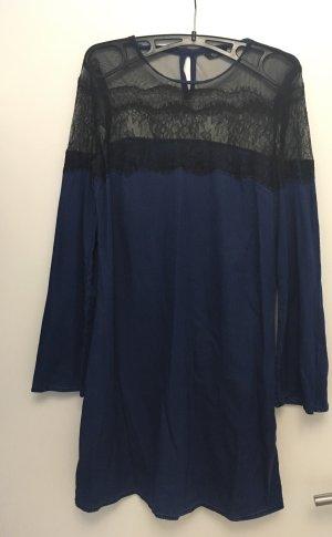 Guess Vestido elástico azul