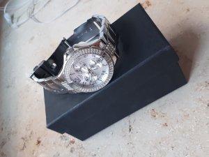 Guess Fermoir de montre multicolore bronze