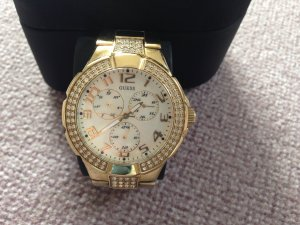 Guess Watch gold-colored