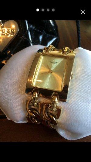 Guess Reloj analógico color oro