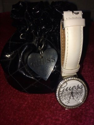 Guess Self-Winding Watch white