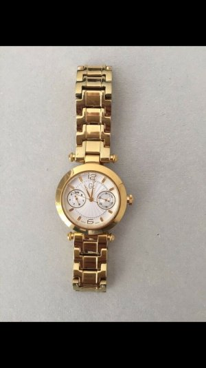 GUESS Uhr Gold