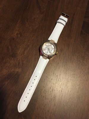Guess Watch white-gold-colored