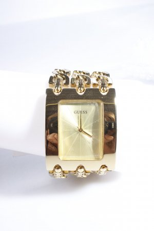 Guess Uhr Heavy Metal Trend goldfarben