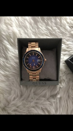 Guess Uhr in Roségold