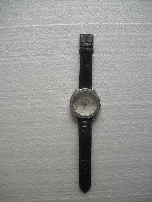 Guess Uhr Schwarz (wirt nicht mehr runtergesetz)
