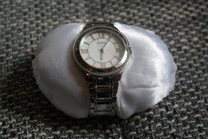 Guess Uhr silber