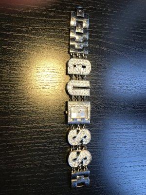 Guess Reloj color plata