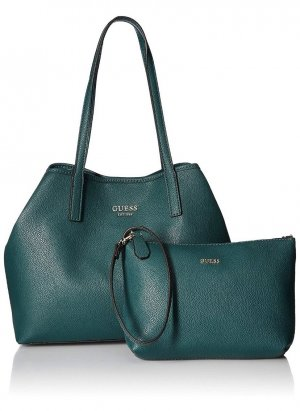 Guess Vikky Tote Forest