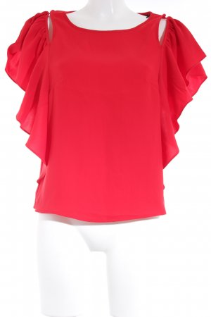 Guess Flounce Top red elegant