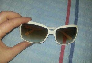 Guess weiße Sonnenbrille