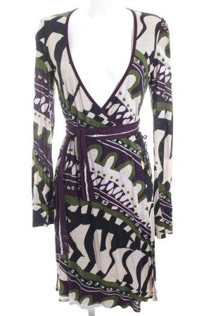 Guess Vestido cruzado estampado con diseño abstracto look Street-Style