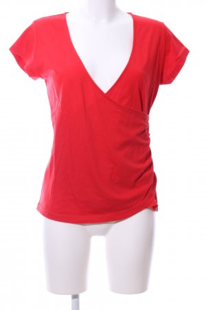 Guess Wraparound Shirt red casual look