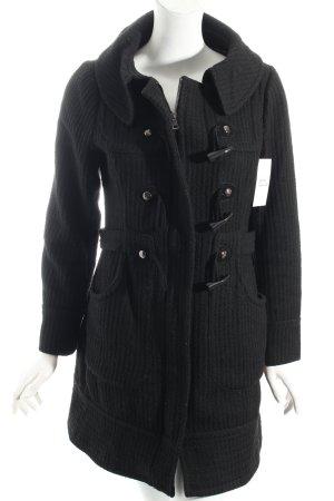 Guess Wintermantel schwarz Street-Fashion-Look