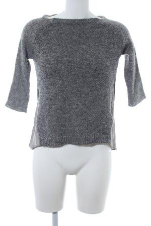 Guess Jersey de lana gris look casual