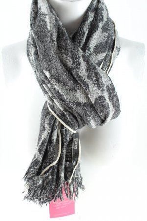 Guess Woolen Scarf abstract pattern elegant