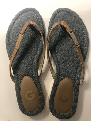 Guess Sandalo toe-post multicolore